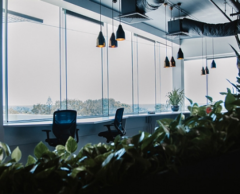 workspace for small business sunshine coast